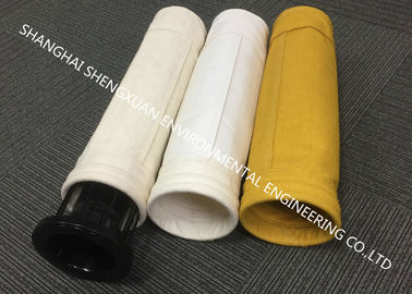 Dust Collector Filter Bags With High Temperature Resistance