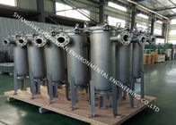 China Durable Stainless Filter Housing Versatile Design For Machine Tool Grinding Fluids factory