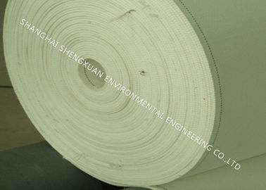 Corrosion Resistance Air Slide Cloth , Stable Dimension Airslide Cloth Permeability Good